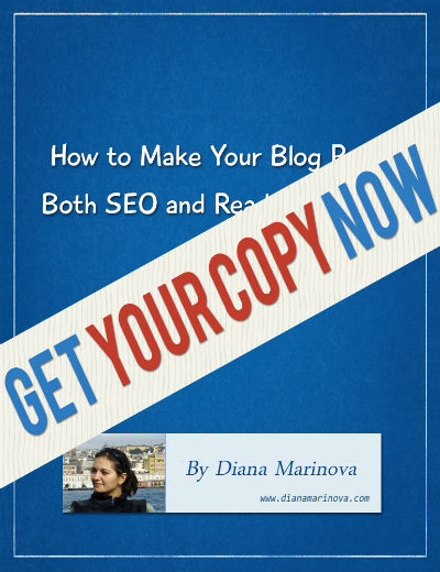 Get Your Copy Now - Free White Paper - Blog Posts