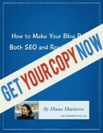 Free Ebook - Diana Freelance and Marketing Newsletter