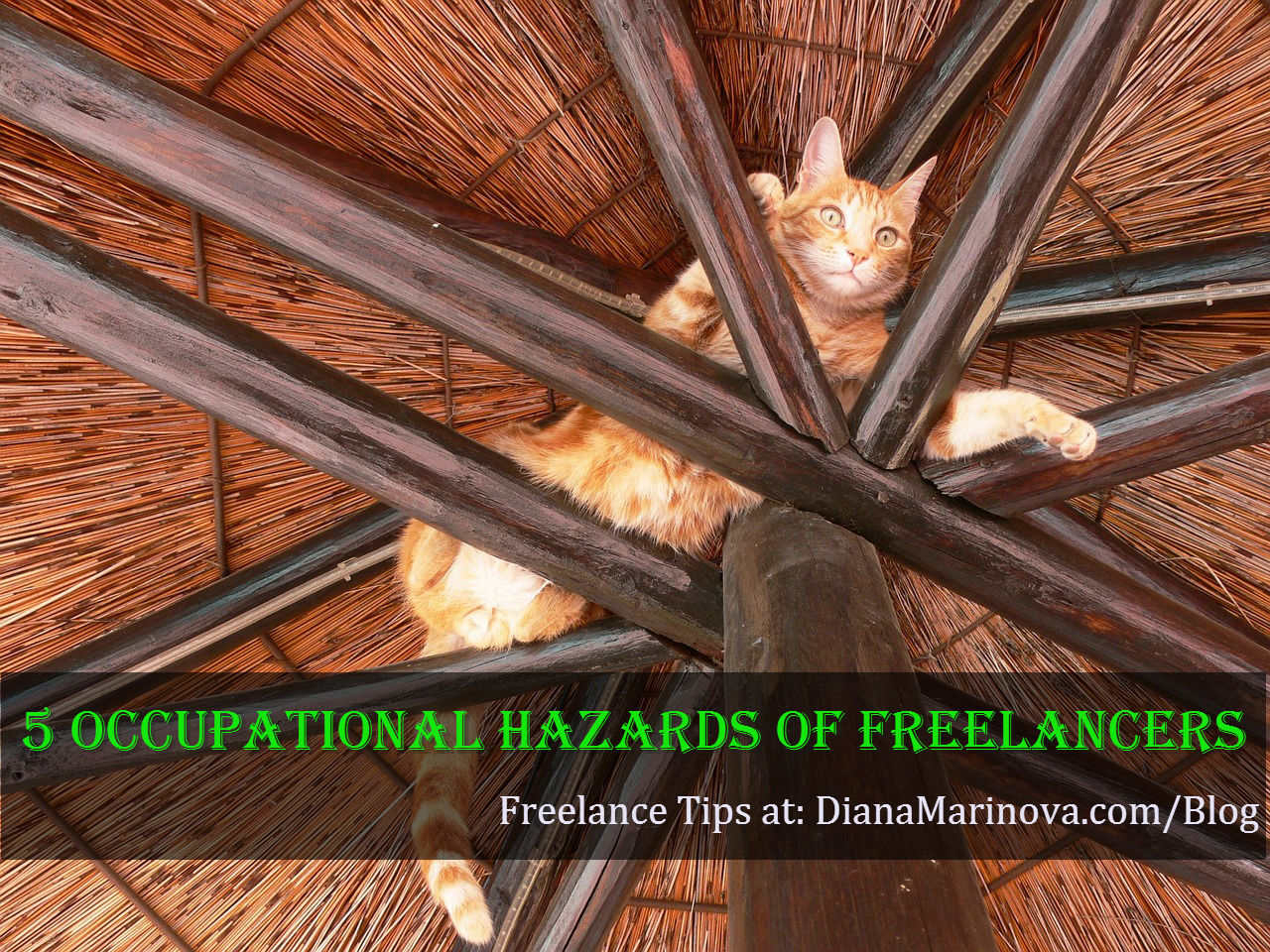 5 Occupational Hazards of Freelancers