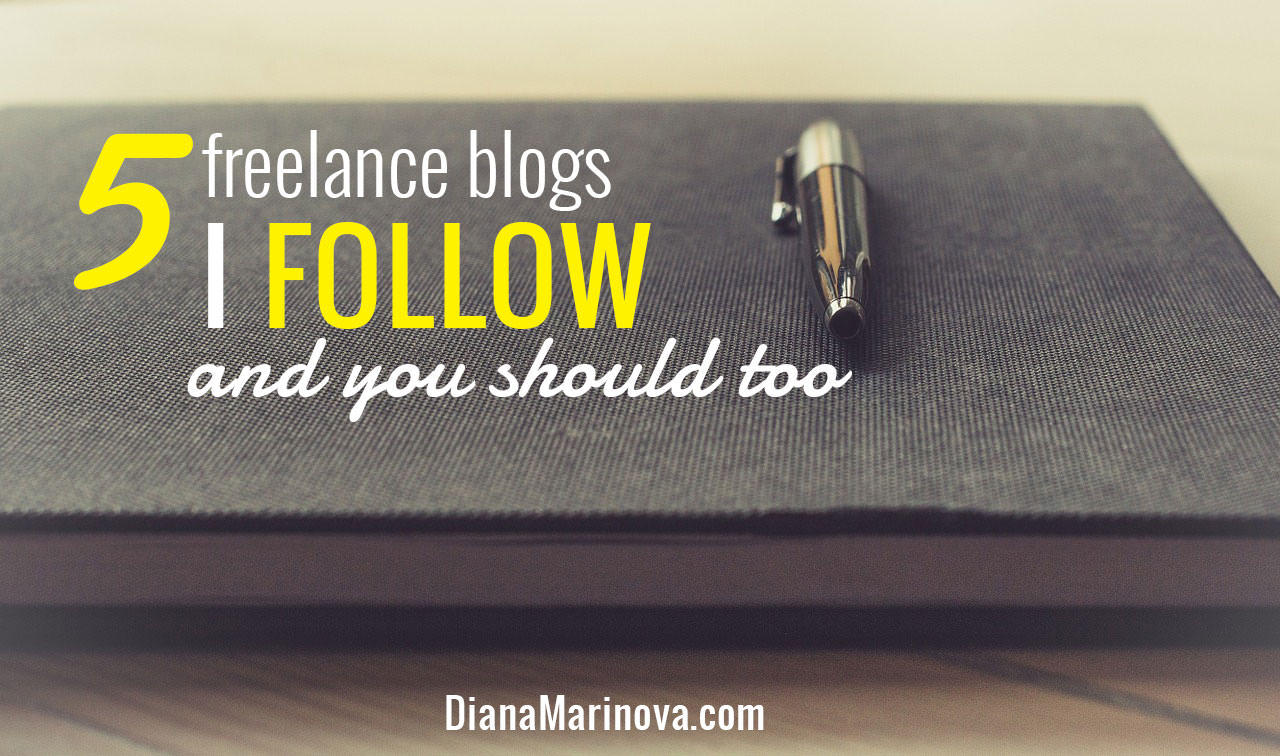 5 Freelance Blogs I Follow and You Should Too