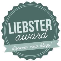 Liebster Blog Award - Discover New Blogs
