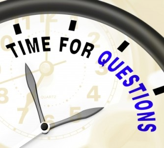 Questions to Clients - Why Bother Addressing Them