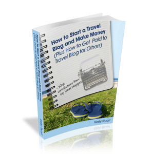 Ebook Review - How to Start a Travel Blog and Make Money