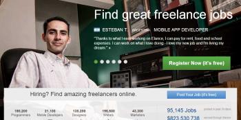 Elance - one of the best freelance websites