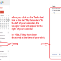 Where to find Google Tasks