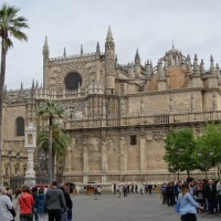 Easter in Seville
