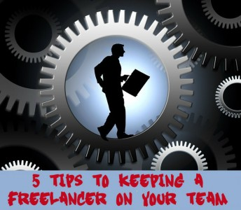 Working with Freelancers - How to Keep the Right Fit on  the Team jpg