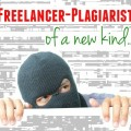 Freelancer-Plagiarist of a new kind