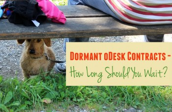 Dormant oDesk Contracts – How Long Should You Wait