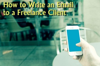 How to Write an Email to a Freelance Client