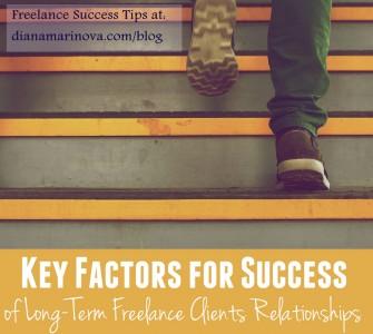 Key Factors for Success of Long-Term Freelance Client Relationships