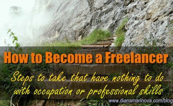 Steps to Become a Freelancer