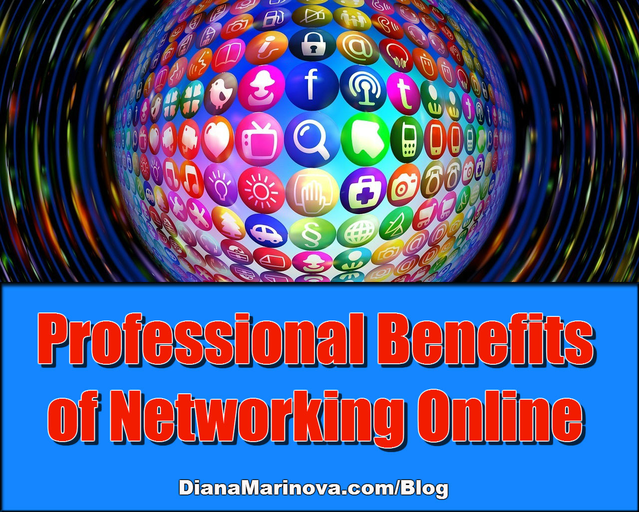 Professional Benefits of Networking Online