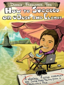 Diana's Freelance Tips cover 1