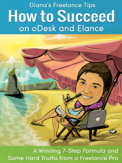 Upcoming book about freelance - final cover