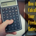 How to Calculate Your Freelance Rates