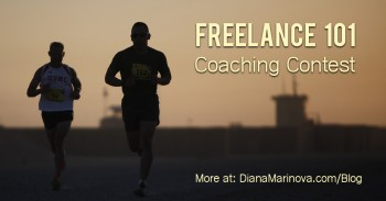 Freelance 101 Coaching Contest