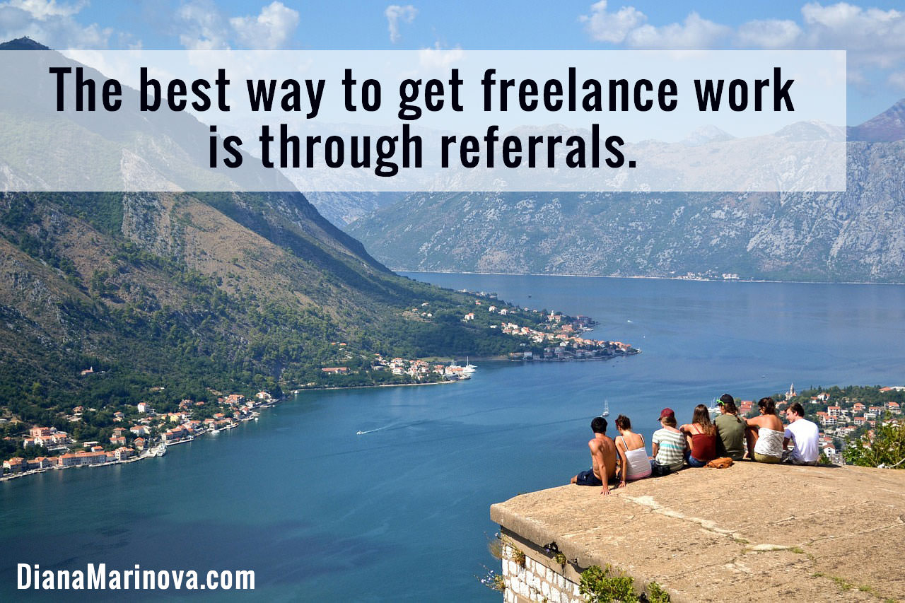 where to get freelance work