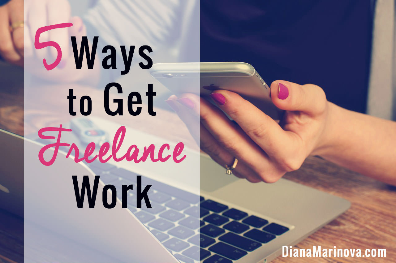 How to Get Freelance Work